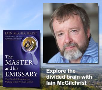 Workshop with Iain McGilchrist - The Master and His Emissary and The Divided Brain