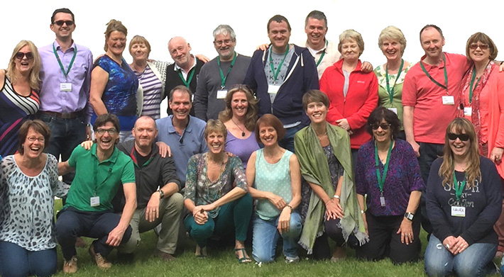 Field and Field in The Cotswolds - Residential NLP Training