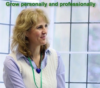 Samantha – Grow personally and professionally