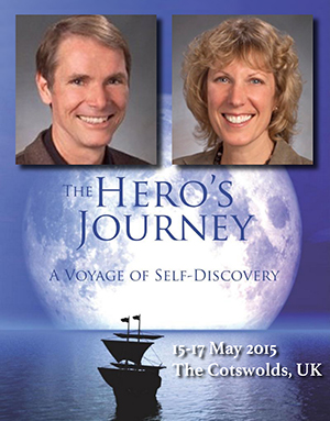 The Hero's Journey workshop with Robert Dilts and Deborah Bacon Dilts