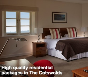 High quality residential training in The Cotswolds