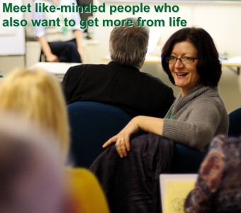 NLP Training Delegates – Like-minded people